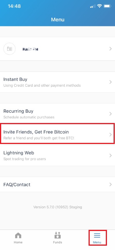 bitFlyer Referral Program - Invite friends, get free BTC!