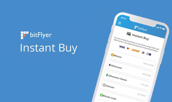 "Buy Bitcoin and Altcoins instantly with ""Instant Buy"""