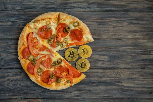 From two pizzas to your own private island: Tracking the value of 10,000 Bitcoin to  celebrate Bitcoin Pizza Day 2020